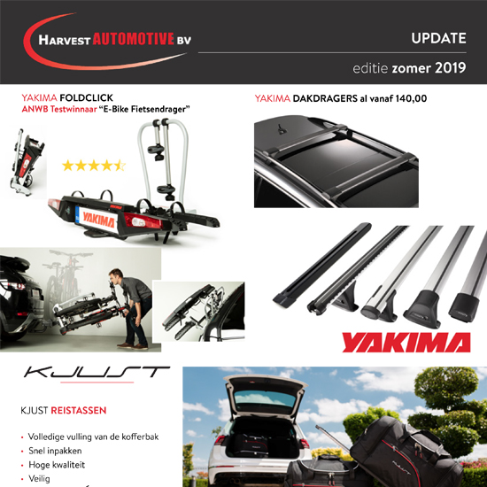 harvest automotive bv
